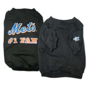 New York Mets #1 Fan Dog T shirt   Size XXS Kitchen
