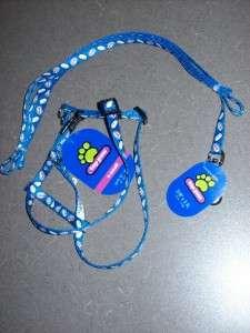 Pet Dog Leash Collar Harness Set nylon NEW ~You Pick