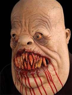 Fat Carnivore Maneater Creature Halloween Mask Costume