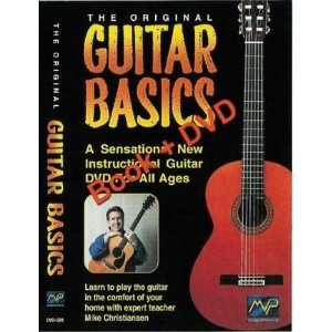 MVP Guitar Basics Volume 1 (Book/DVD) Musical Instruments