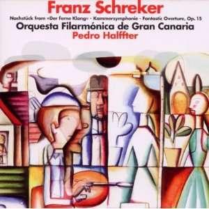 Der Ferne Klang Schoenberg, Halffter, Orquesta De Gran Canaria Music