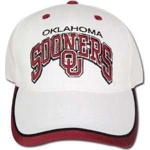 Oklahoma Sooners Hangtime Adjustable Hat Sports