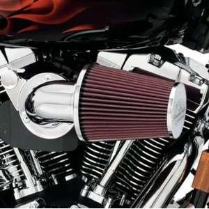 Harley Davidson Screamin Eagle Heavy Breather Chrome Dyna