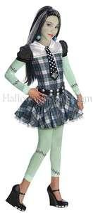 Monster High: Frankie Stein Child Costume