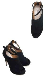 Lady Stilettos Women Platform Pumps High Heels Ankle Boots Shoes #201