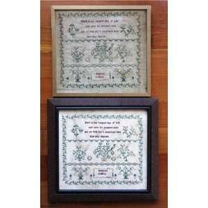 Beatrice Godfrey   Cross Stitch Pattern: Arts, Crafts