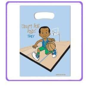 African American Boy Goody Bags rey oys & Games
