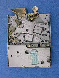 10  25 cent rejector or coin acceptor   1960s Coke machine