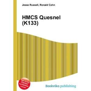 HMCS Quesnel (K133) Ronald Cohn Jesse Russell  Books