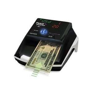 Fraud Fighter CT 550 Portable Counterfeit Money Detector