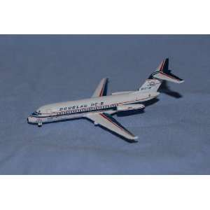 Jet X Douglas DC 9 House Color N9DC Model Plane