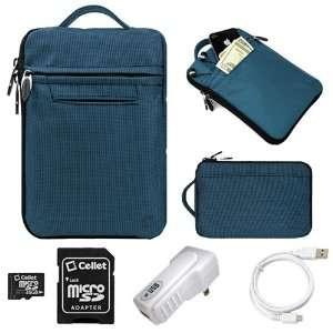 SumacLife Navy Blue Compact Premium Protective Nylon