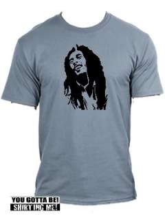 New Bob Marley Raggae T Shirts All Sizes and Colors