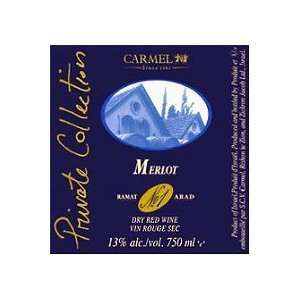 Carmel Merlot Private Collection 2007 0ML: Grocery