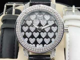 LADIES SUPER HEART LOVE TECHNO ICETIME JOE RODEO JOJINO 8 DIAMOND
