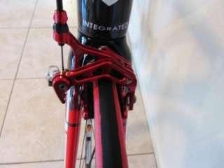 Napoli Full Carbon Road Bike Med 49cm Mavic Ksyrium Dura Ace