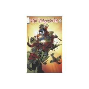 The Imaginaries Issue 3 Cover B (Image): Mike S. Miller