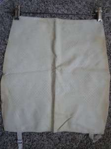 PLAYTEX LATEX RUBBER Golden Girdle NWT New Open Bottom 2797 Medium M