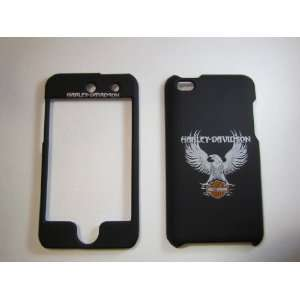 Harley Davidson Apple iPod iTouch 4 Faceplate Case Cover