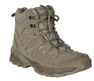 New 6 Low Cut Tactical Combat Boots Desert Tan