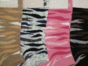 New Women 3 Pair Camo Low Cut Ankle Socks a024