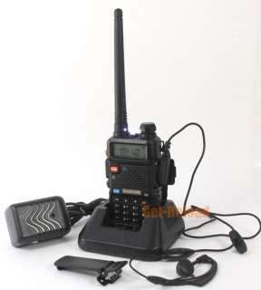 BAOFENG Dual band model UV 5R VHF/UHF Dual Band Radio 136 174/400