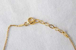 BEVERLY HILLS Ladies Womens 925 Silver Gold Chain Bracelet Thin