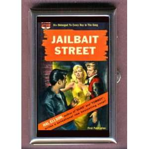 JAILBAIT STREET TEEN EXPLOITATION Coin, Mint or Pill Box