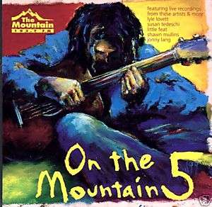 KMTT On The Mountain 5 CD Live Radio Little Feat
