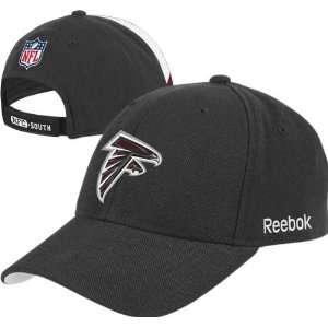 Atlanta Falcons Black Sideline Wool Blend Structured