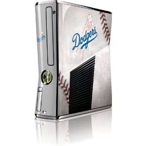 Skinit Los Angeles Dodgers Game Ball Vinyl Skin for Microsoft Xbox 360