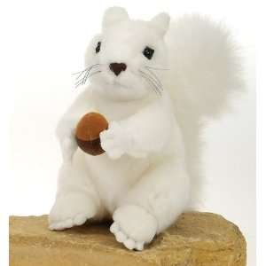 Fiesta Toys 8.5 Plush White Squirrel