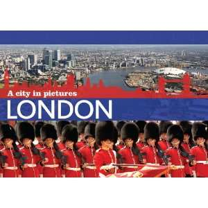 London (City in Pictures) (9781907708244): Ammonite Press: Books