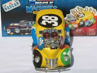 Machines   Elliott Sadler M&Ms 1940 Ford Sedan Delivery Truck!