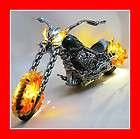 MOTORBIKE fm Hot Toys GHOST RIDER w/Bike Figure Set