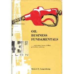 , Production, Marketing (9780878141982) Robert D. Langenkamp Books