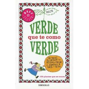 Verde que te como verde (Best Seller (Debolsillo