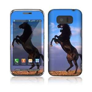 Animal Mustang Horse Design Decorative Skin Cover Decal Sticker for