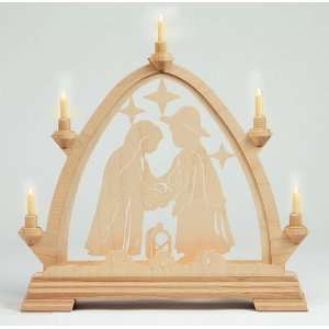 Christmas Archway   Joseph, Mary & Baby Jesus (15.7 inches