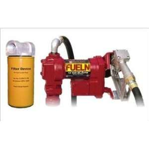 Fuel Transfer Pump WVO 20 GPM