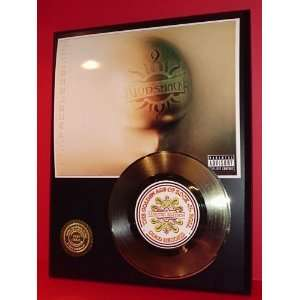 Gold Record Outlet GODSMACK 24KT Gold Record Display LTD