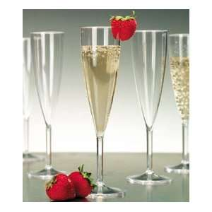 US Acrylic 4446 Champagne Flute Glasses (1   35 items)