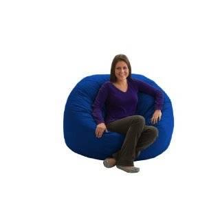 Corda Roys Queen Size Convertible Foam Bean Bag Bed In