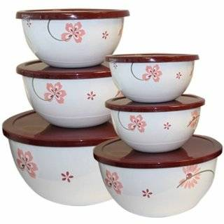 World Kitchen 6001001 3 Piece Mixing Bowl Set (Pack of 2