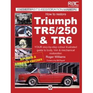 How To Restore Triumph TR5/250 & TR6 …