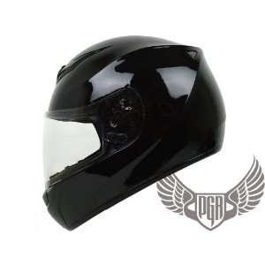 PGR Arrow Full Face DOT Approved Motorcycle Helmet (X Large, Gloss