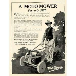 Ad Moto Mower Ci Detroit Yard Machines Lawn Mower Garden Equipment