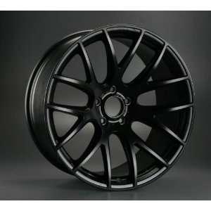 Miro111 Wheels Rims 20x8.5 & 20x9.5 BMW 5 6 Series Matte Black 4pc 1