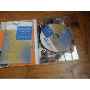 ONLINGO SPANISH LEVEL 3   BOOK & 3 AUDIO CDs ONLINGO