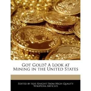 Got Gold? A Look at Mining in the United States